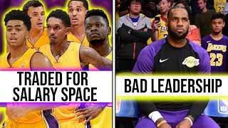 Video Every Lakers Mistake That RUINED Their Future MP3, 3GP, MP4, WEBM, AVI, FLV Mei 2019