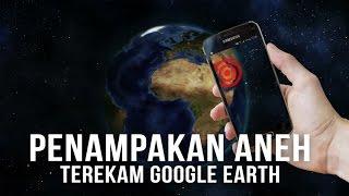 Video 10 Penampakan Aneh dan Menyeramkan yang Tertangkap Google Earth MP3, 3GP, MP4, WEBM, AVI, FLV November 2017