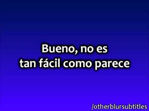 Jubilee (en español) - Blur