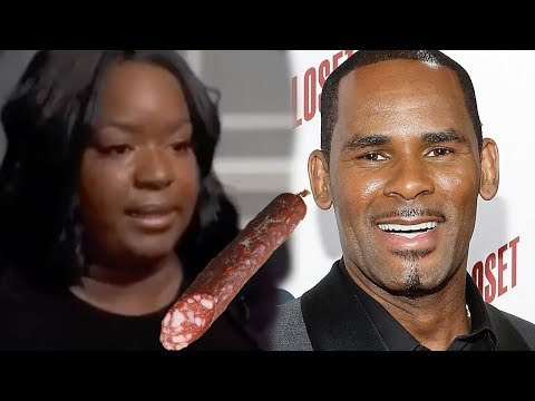 R. Kelly Made Me Eat His Sausage Meat -r. Kelly Braider Is Speaking Out