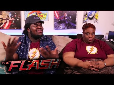 The Flash Season 4 Episode 19 : REVIEW WITH MOM!!