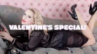Valentines Day Pinup Photography From Iconic Pinups!