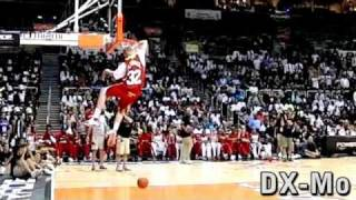 Mason Plumlee (Dunk #3) - 2009 McDonald's High School All-American Dunk Contest