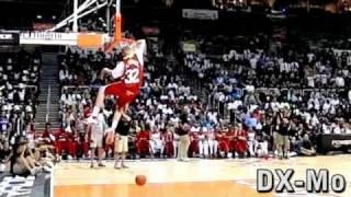 Mason Plumlee (Dunk #3) - 2009 McDonald's High School All-American Dunk Contest