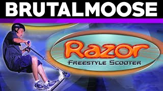 Razor Freestyle Scooter - brutalmoose
