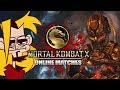 FINISHER FAILEDAGAIN! Smoke: Mortal Kombat X - Ranked Matches