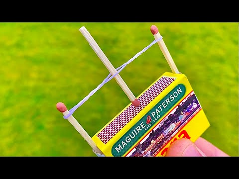6 Amazing Things You Can Make At Home | Awesome DIY Toys | Homemade Inventions