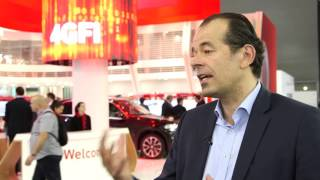 MWC 2016: Erik Brenneis, Head of Vodafone IoT