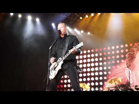 Blackened - Metallica by request en Bogotá