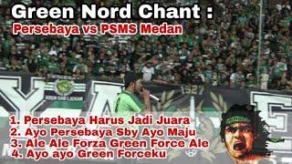 Video Kerasnya Suara Perut Chant dari Tribun Green Nord Sampai menggetarkan Stadion GBT Sby   PSBY vs PSMS MP3, 3GP, MP4, WEBM, AVI, FLV Juli 2018