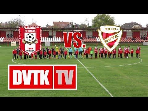 7. forduló: FC Dabas - DVTK 0-3 (0-2)