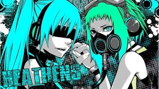 Download Lagu Nightcore - Heathens [Female Rock Cover] Mp3