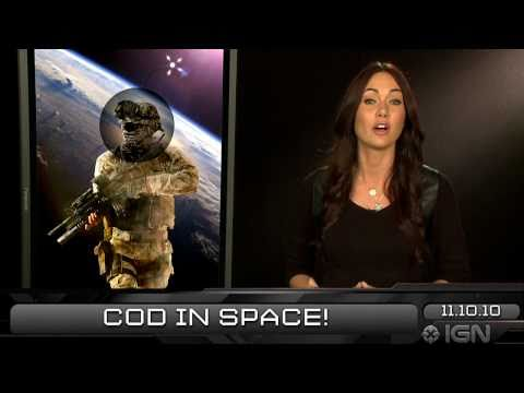 preview-Call of Duty in Space & Star Wars Kinect - IGN Daily Fix, 11.10 (IGN)