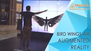 Bird Wings Augmented Reality