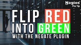 Turn Critical into OK with negate plugin
