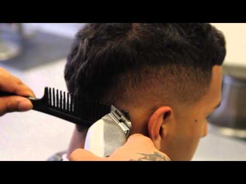 Fauxhawk video watch hd videos online without registration how to cut a faux hawk by rico black urmus Gallery