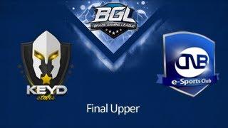 Keyd Stars Vs CNB - BGL Arena 3 - Jogo 3
