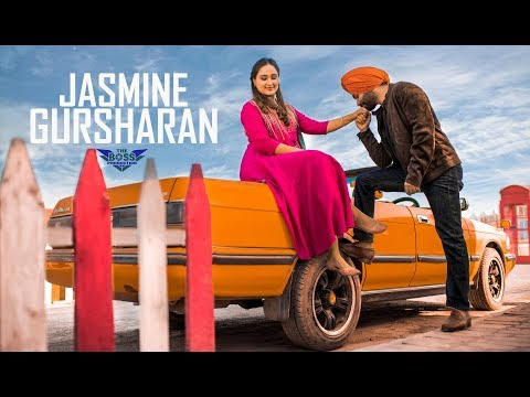 PRE WEDDING | Heer Saleti  | GURSHARAN + JASMINE | THE BOSS PRODUCTION