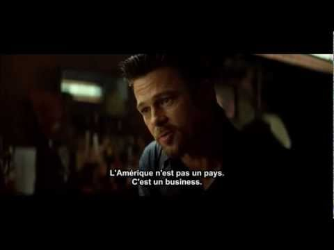 Brad Pitt - Réplique de fin Cogan : Killing Them Softly (Vostfr)
