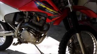 6. 2005 Honda CRF230F