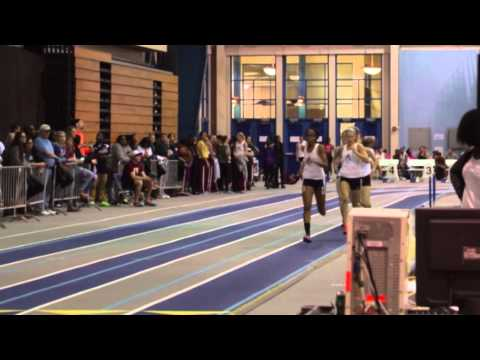 2015 CNU Indoor Track and Field Tease