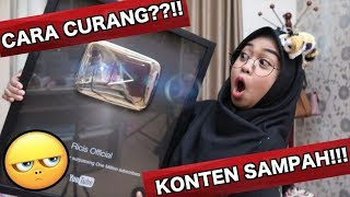 Video CARA RICIS DAPET GOLD BUTTON DALAM WAKTU 6 BULAN... MP3, 3GP, MP4, WEBM, AVI, FLV Desember 2017