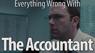 Everything Wrong With The Accountant In 16 Minutes Or Less