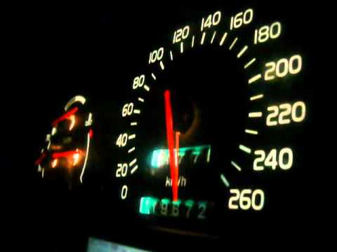 incredibile velocità - volvo 850 r