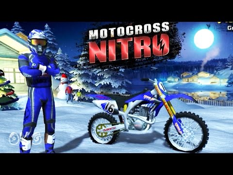 Play Motocross Nitro Game Now Free Online Racing