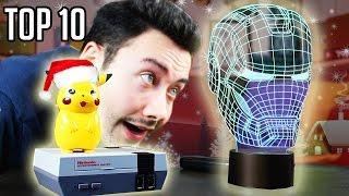 Video TOP 10 : Cadeaux High-Tech pour Noël ! (Année 2016) MP3, 3GP, MP4, WEBM, AVI, FLV Oktober 2017