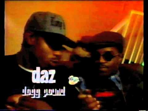 Snoop & The Dogg Pound – Yo! MTV Raps Interview 1993