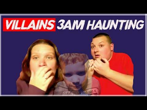 Villains The Movie Phase 2 Episode 2: Ghost at 3am