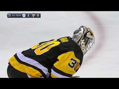 Video: Toronto Maple Leafs vs Pittsburgh Penguins | NHL | NOV-03-2018 | 19:00 EST