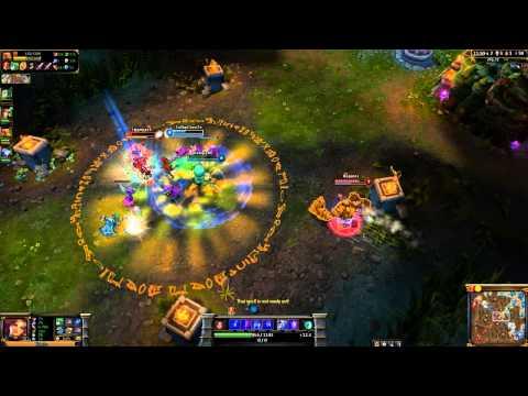 League of Legends - Making the plays! - League Short #50