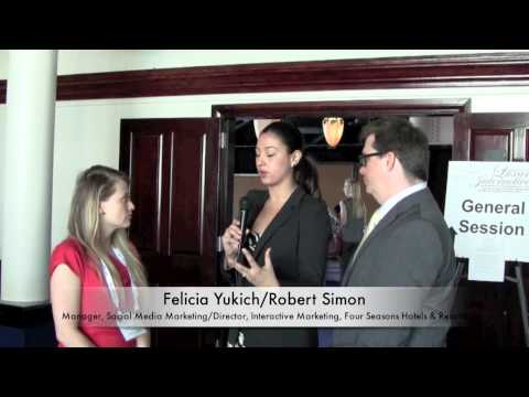 Four Seasons' Felicia Yukich on Luxury Interactive