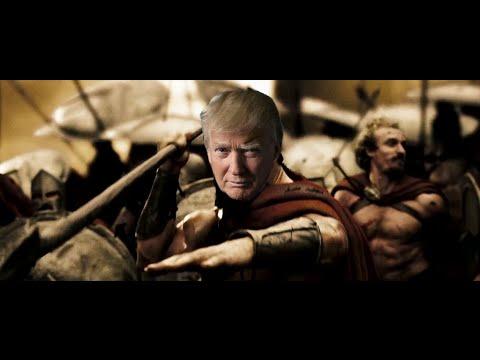 Film 300: Making America Great Again [Donald Trump Parody] video movie bositum