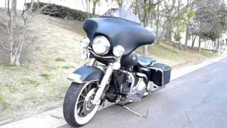 8. FLHTC 1988 harley davidson electra glide classic