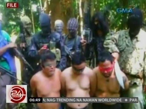 Video 24Oras: Brgy. Captain na bihag ng Abu Sayyaf, pinugutan dahil daw 'di nabayaran ang ransom download in MP3, 3GP, MP4, WEBM, AVI, FLV January 2017