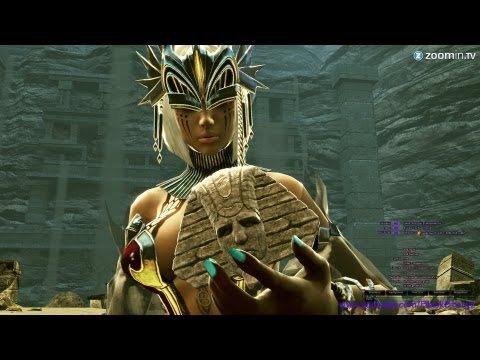 Vindictus Gameplay – Princess Of The Desert (Iset & Havan 70 80 Raid) NA Madness HD