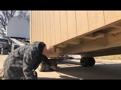 How are Sheds Delivered? - Answer from Classic Buildings