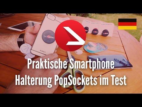 Praktische Smartphone Halterung PopSockets im Test [4K UHD]