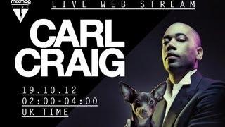 Carl Craig - Live @ Mixmag Live 2012