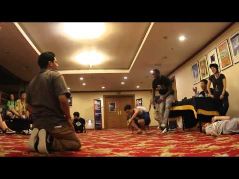 Niek - This cypher took place at the hotel around 2 am between Niek, Lamine, Roxrite and Dyzee. Footage was submitted by Bootuz for the R16 Cypher Mission www.r16ko...