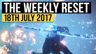 Destiny: Age of Triumph - Reset Day: 18 July - 25 July 2017: Destiny 2 Beta: Important Info, Crota's End & Challenge Modes, This Weeks Nightfall, Heroic Strikes, Prison of Elders, Crucible & More!▻I PLAYED THE D2 BETA https://www.youtube.com/watch?v=VJXZ_2Ehun4▻Use code 'Houndish' for 10% off KontrolFreek Productshttp://www.kontrolfreek.com?a_aid=Houndish▻SUBSCRIBE for more destiny videoshttps://www.youtube.com/subscription_center?add_user=Houndishgiggle1910▻SAVE 5% ON DESTINY 2 PC PRE-ORDERhttps://uk.gamesplanet.com/game/destiny-2-battlenet-key--3314-1?ref=hound▻Say Hi on Twitterhttps://twitter.com/xHOUNDISHx- If you enjoy my content, consider checking out my Patreon page. You can support the channel and earn awesome rewards. I appreciate you all regardless :) https://www.patreon.com/Houndish- Music: Lensko - Circles & Veorra - Home