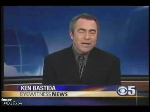 news anchor fail