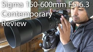 Please support my channel by purchasing the Sigma 150-600mm F5-6.3 Contemporary lens (Canon EF mount) through this link - http://amzn.to/2meoyJITo use this lens on an E-mount body, you will need the Sigma MC-11 adapter (http://amzn.to/2mSOjet). You may also need to update the lens firmware to enhance performance with the Sigma USB Dock (http://amzn.to/2m2Bel1)In this video I take a look at the Sigma 150-600mm F5-6.3 Contemporary lens on the Sony A7RM2. Paired with the MC-11 adapter, I'm able to use the Sigma lens with a Canon EF mount on my Sony E-mount body. I take a look at its build, handling, features, autofocus performance and most importantly its image quality. Follow me and ask me questions! ➫ F A C E B O O K  - http://on.fb.me/rtdqar (@johnsisonphotos)➫ I N S T A G R A M - http://bit.ly/MsGf1t (@johnsison)➫ T W I T T E R -  http://bit.ly/1Uadibb (@JohnSison_)Intro by Flukemedia - http://bit.ly/2j3AxUE---------------------------------------------------------------------------------------------------------------------------------------B U S I N E S S :admin@johnsison.com---------------------------------------------------------------------------------------------------------------------------------------Gear used to film this video: Sony ILCE-7RM2 (http://amzn.to/2hlCr5z)Sony ILCE-7SM2 (http://amzn.to/2hft4no)Sony 24-70mm F2.8 G Master lens (http://amzn.to/2hEMXkZ)Rodelink Film Maker (http://amzn.to/2gwrrT9)Sandisk Extreme Pro 64gb 280MBs (http://amzn.to/2hfLnsk) Manfrotto MK190X3-2W (http://amzn.to/2j4SjGc)---------------------------------------------------------------------------------------------------------------------------------------I try to get back to everyone who asks me a question as quickly as possible but for me to 'Reply' to you, your gmail account has to be linked to your YouTube account. Thank you. ---------------------------------------------------------------------------------------------------------------------------------------DISCLAIMER: This video and description contains affiliate links, which means that if you click on one of the product links, I'll receive a small commission. This helps support the channel and allows us to continue to make videos like this. Thank you for the support!---------------------------------------------------------------------------------------------------------------------------------------