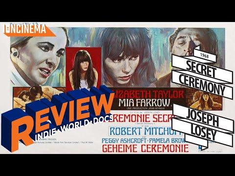 Joseph Losey - Secret Ceremony (1968) Review