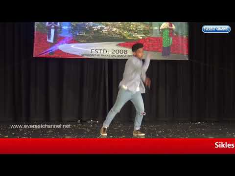 (Benjamin Gurung performance at  Sikles Parche Community UK Party 2018 - Duration: 5 minutes, 30 seconds.)