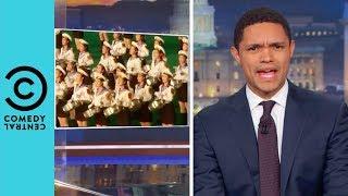 "Video Kim Jong Un's ""Army of Beauties"" | The Daily Show MP3, 3GP, MP4, WEBM, AVI, FLV Januari 2018"