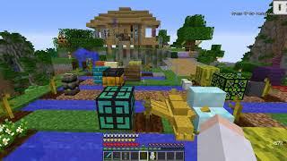 I'M SORRY BUT I'M BACK!? - Scramble Craft (Minecraft)